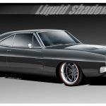 "1968 Dodge Hemi Charger ""Liquid Shadow"""