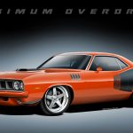 "1971 Hemi Cuda ""Maximum Overdrive"""