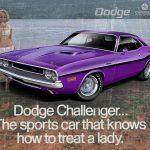 """1970 Dodge Hemi Challenger """"Plum Crazy"""""""